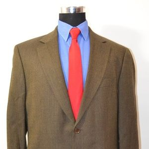 Brooks Brothers Suits & Blazers - Brooks Brothers 346 43R Sport Coat Blazer Suit